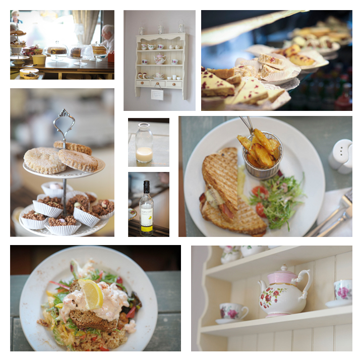 The Quirkly Tearooms