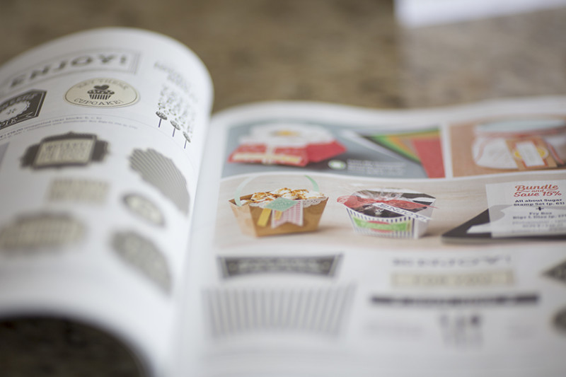 Stamping up catalogue