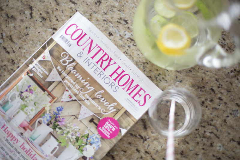 country homes and Interior magazine
